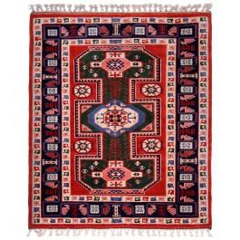 Flat Woven Soumak Weave