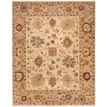 Cyrus Artisan Indian Zeigler Rug