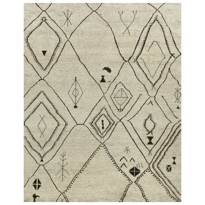 Cyrus Artisan Moroccan Collection TZ013 Rugs