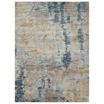 Jaipur Living Chaos Theory By Kavi ESK-407 Rugs-Mink/Blue Mirage