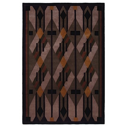 Cyrus Artisan Accordion Multi Rug