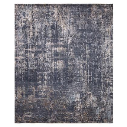 Cyrus Artisan Klaus KLS-01 Rugs-Blue/Multi-8 x 10