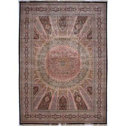 Cyrus Artisan Tabriz Mosque Rug