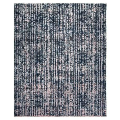 Cyrus Artisan Savanna SVN-01 Rugs-Beige/Blue-8 x 10