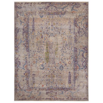 Cyrus Artisan Afghani Faryab Modern Luri Rug