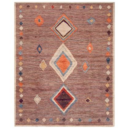 Cyrus Artisan Afghani Gabbeh Tribal Rug