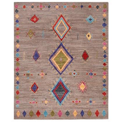Cyrus Artisan Afghani Moroccan A Tribal Rug