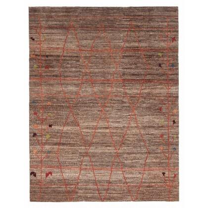 Cyrus Artisan Afghani Morac Tribal Rug