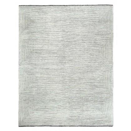 Cyrus Artisan Savanna SVN-03 Rugs-Ivory/Brown-9 x 12