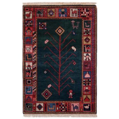 Cyrus Artisan Indian Gabbeh Rug