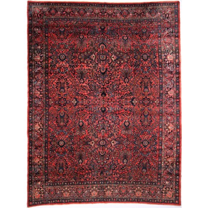 Cyrus Artisan Antique Persian Hamedan Rug
