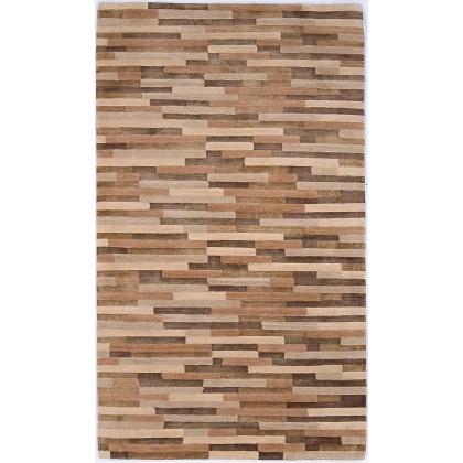 Cyrus Artisan Modern Brick Pattern Rugs