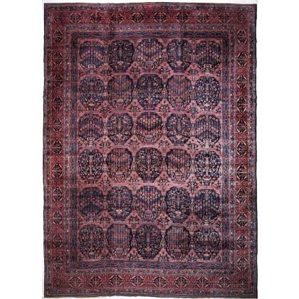 Cyrus Artisan Antique Persian Yazd Rug