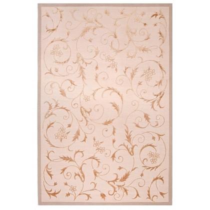 Cyrus Artisan Floral Gold Rug