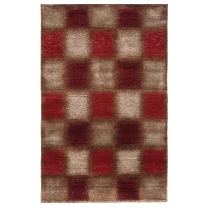 Cyrus Artisan Ambiance Red Rug