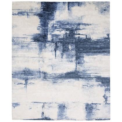 Tufenkian Untitled Canvas Denim Rugs