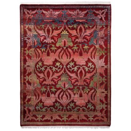 Cyrus Artisan Tibetan Arts and Crafts Rug