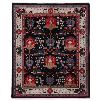 Cyrus Artisan Indian Arts and Crafts Rug