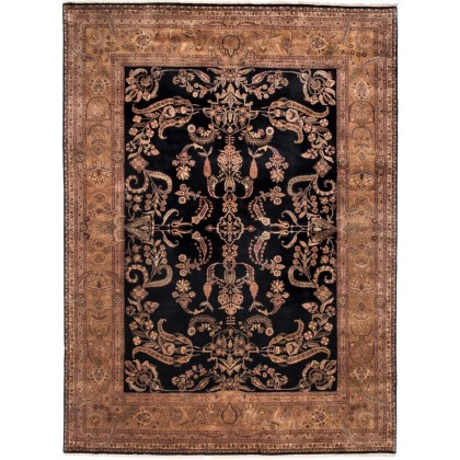 Cyrus Artisan Indian Sarouk Rug