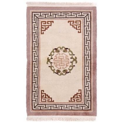 Cyrus Artisan Tibetan Abstract Rug
