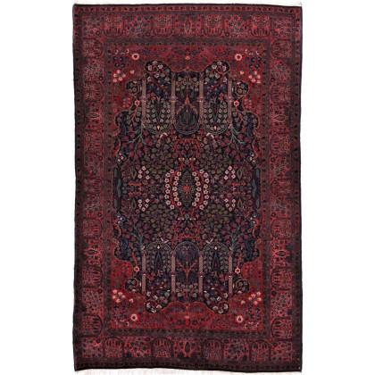 Cyrus Artisan Antique Persian Kashan Rug