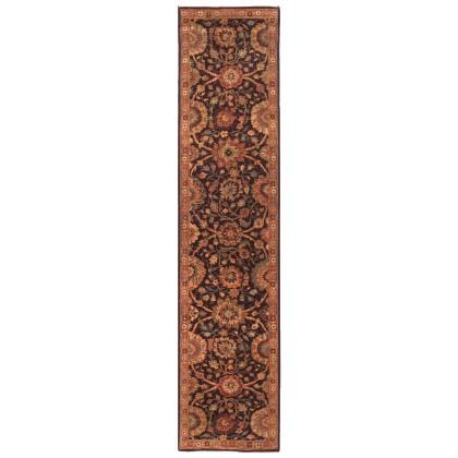 Cyrus Artisan Indian Kangri Rug