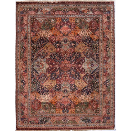 Cyrus Artisan Indian Agra Rug