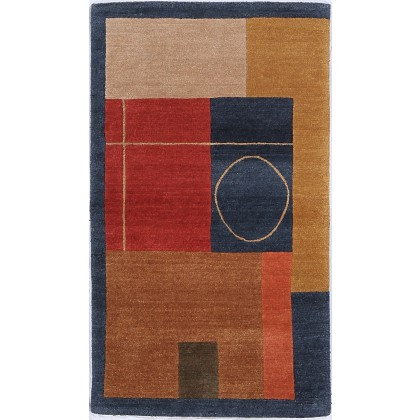 Tufenkian Setana Arts n Crafts Mixed Palette Rug