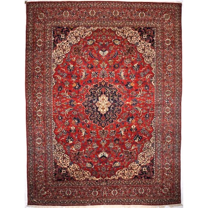 Cyrus Artisan Antique Persian Isfahan Rug