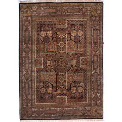 Cyrus Artisan Indian Celtic Rug