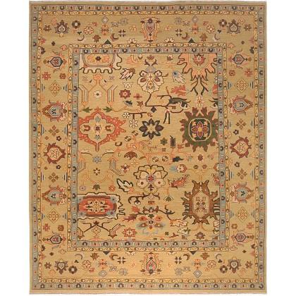 Cyrus Artisan Indian Soumak Rug
