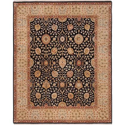 Jaipur Living QNQ-07-Ebony-Sand Aurora Rug