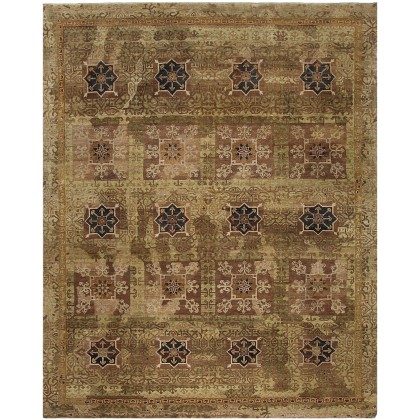 Cyrus Artisan Indian Mosaic Rug