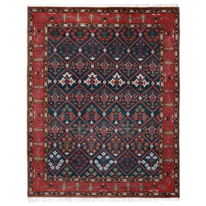 Cyrus Artisan Indian Lattice Rug