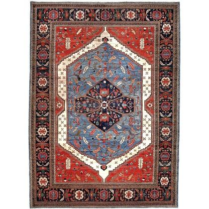 Cyrus Artisan Afghani Serapi Rug