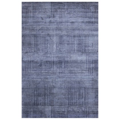 Jaipur Living Project Error By Kavi ESK-472 Rugs-Skyline Blue-Chicory-6 x 9