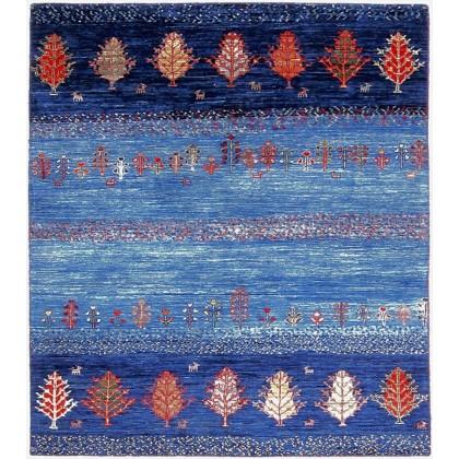Cyrus Artisan Afghani Luri Gabbeh Rug
