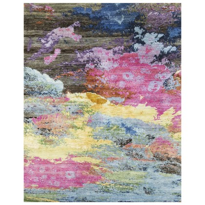 Cyrus Artisan Canvas Art II CAR2 16024 Rugs