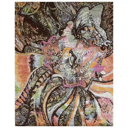 Cyrus Artisan Canvas Art II CAR2 16066 Rugs