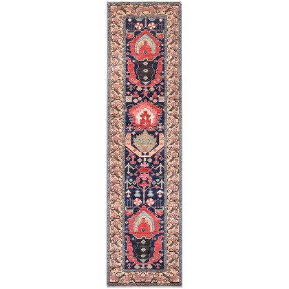 Cyrus Artisan Afghani Aryana Caucasian Rug