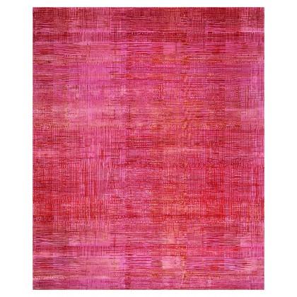 Jaipur Living Unstring By Kavi SRB-715 Rugs-Pink/Velvet Red
