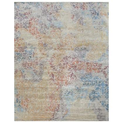 Cyrus Artisan Canvas Art W/Silk GVIV9 Rugs