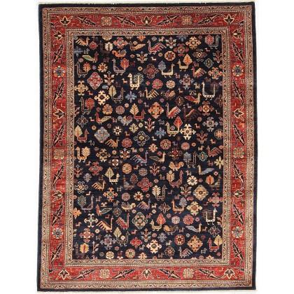 Cyrus Artisan Afghani Ghashghai Rug