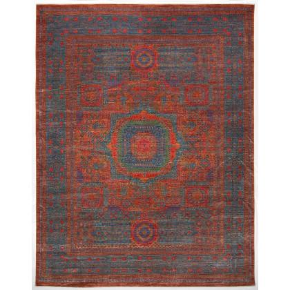 Cyrus Artisan Afghani Mamluk Rug