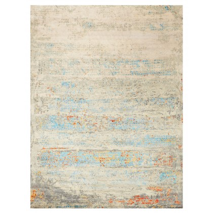 Wool & Silk Contemporary Abbey Road Rugs