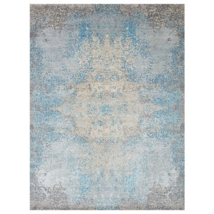 Wool & Silk Transitional Ancestral Rugs