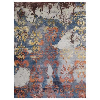 Wool & Silk Contemporary Andrea Rugs