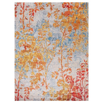 Wool & Silk Transitional Annapurna Rugs