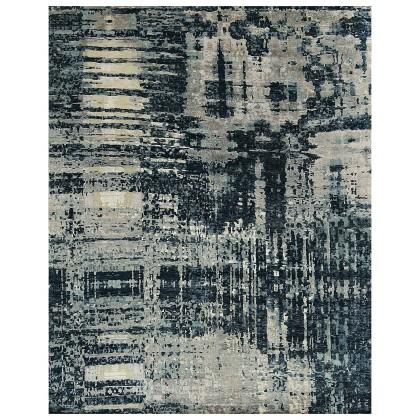 Cyrus Artisan Canvas Art W/Silk BCN-8 Rugs