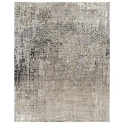 Cyrus Artisan Canvas Art W/Silk C7368 Rugs